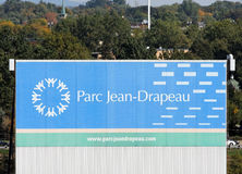 Parc Jean-Drapeau Royalty Free Stock Photography