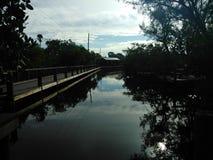 Parc la Floride de point de Blackburn Images stock