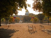 Parc Luxemburgo, fotografia de stock royalty free