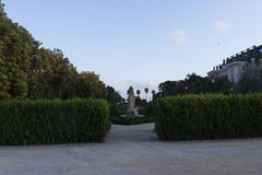 PARC OF MNAC Stock Photography