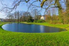 Parc néerlandais photographie stock libre de droits