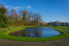 Parc néerlandais images libres de droits