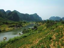 Parc national au Vietnam Images stock