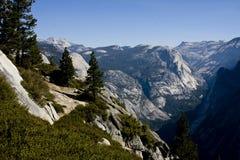 Parc national Conyon de Yosemite Photographie stock