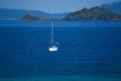 Parc national d'îles de Similan Images stock