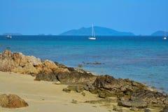 Parc national d'îles de Similan Images libres de droits