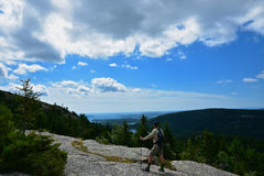 Parc national d'Acadia Photos stock