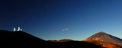 Parc national d'EL Teide Photo libre de droits