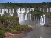 Parc national d'Iguazu photos libres de droits