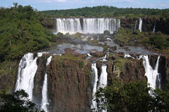 Parc national d'Iguazu photos stock