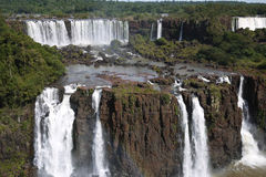 Parc national d'Iguazu photographie stock