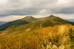 Parc national de Bieszczady Images stock