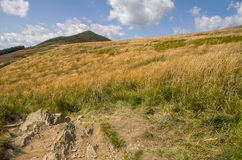 Parc national de Bieszczady poland Images stock