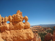 Parc national de Bryce images libres de droits