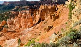 Canyon de Bryce Photo libre de droits