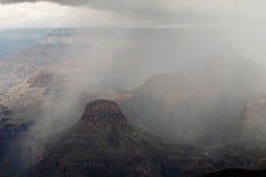 Parc national de canyon grand Images libres de droits
