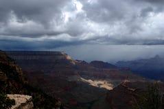 Parc national de canyon grand Image libre de droits