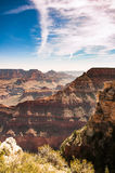 Parc national de canyon grand Images stock