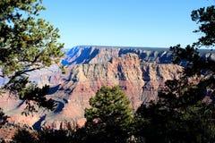 Parc national de canyon grand en Arizona photo stock