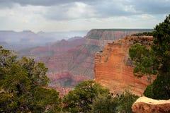 Parc national de canyon grand, Etats-Unis Images stock