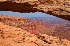 Parc national de Canyonlands Images stock