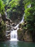 Parc national de cascade Photos libres de droits