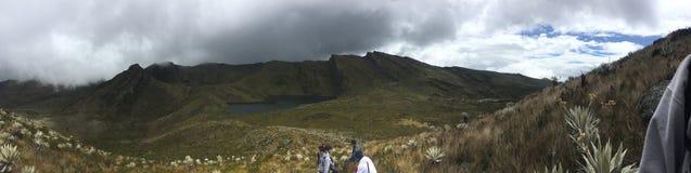 Parc national de Chingaza, Colombie Photos libres de droits