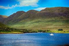 Parc national de Connemara, Irlande photographie stock