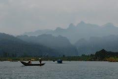 Parc national de coup de Phong Nha KE Photographie stock libre de droits