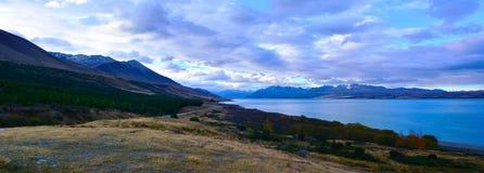 Parc national de crochet de Mt, Nouvelle-Zélande Images stock