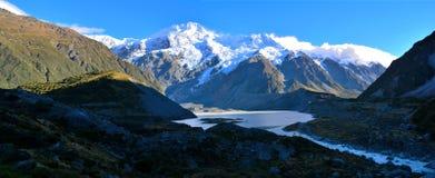 Parc national de crochet de Mt, Nouvelle-Zélande Photographie stock