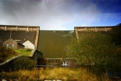 Parc national de dartmoor de barrage d'Avon Image stock
