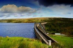 Parc national de dartmoor de barrage d'Avon Photos libres de droits