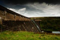 Parc national de dartmoor de barrage d'Avon Photographie stock libre de droits