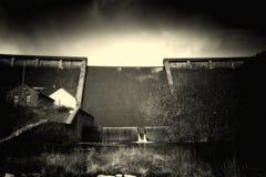 Parc national de dartmoor de barrage d'Avon Photographie stock