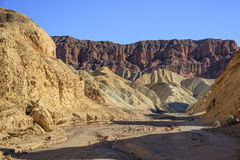 Parc national de Death Valley Photographie stock libre de droits