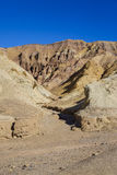 Parc national de Death Valley Photos libres de droits