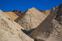 Parc national de Death Valley Photo libre de droits
