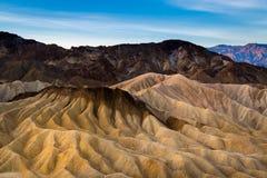 Parc national de Death Valley photos libres de droits