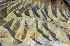 Parc national de Death Valley en Californie photo stock