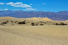 Parc national de Death Valley - la Californie - les Etats-Unis Image stock
