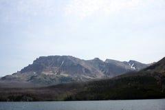 Parc national de glacier au Montana, Etats-Unis Photographie stock libre de droits