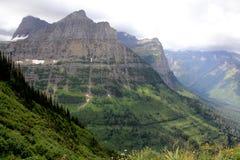 Parc national de glacier - Montana - les Etats-Unis Photographie stock libre de droits