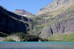 Parc national de glacier - Montana - les Etats-Unis Photographie stock