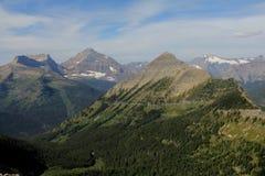 Parc national de glacier - Montana - les Etats-Unis Images stock