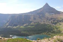 Parc national de glacier - Montana - les Etats-Unis Image stock