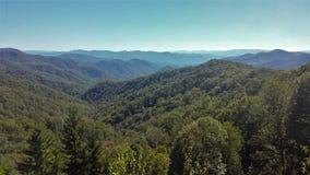 Parc national de Great Smoky Mountains image libre de droits