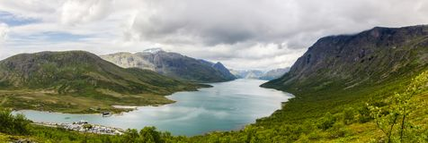Parc national de Jotunheimen en Norvège du sud Image libre de droits