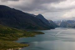 Parc national de Jotunheimen en Norvège du sud Photos stock