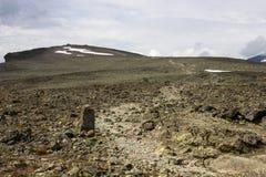 Parc national de Jotunheimen en Norvège du sud Image stock